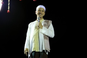 Habib Noval Al Aydrus