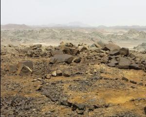 sayyidah-aminah-graveyard